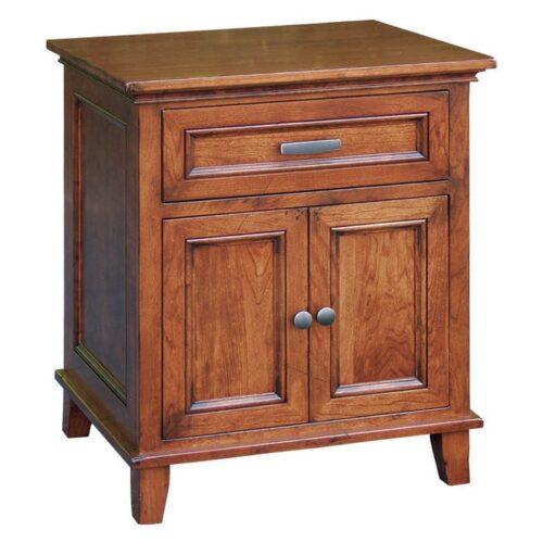 11800-BNT01-brooklyn-1-drawer,-2-door-nightstand