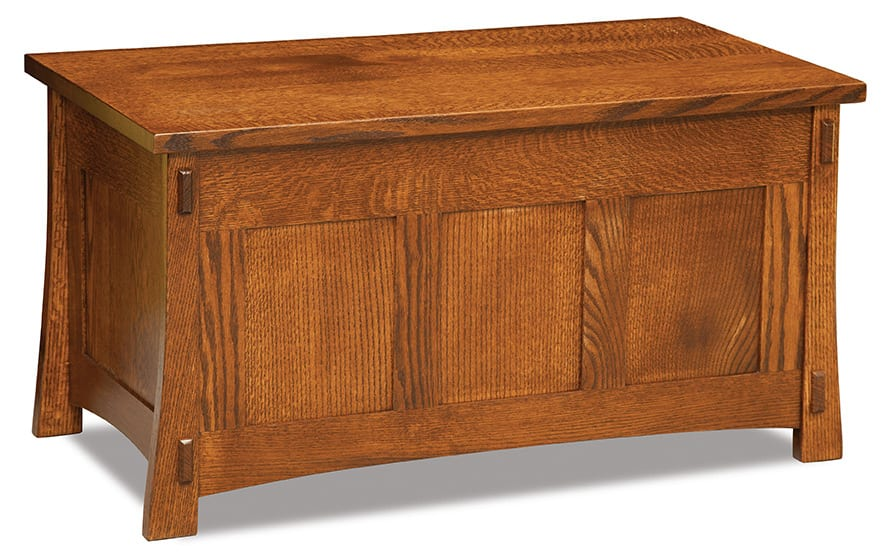 Modesto Cedar Chests at Herron's Amish Furniture