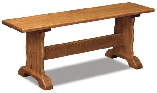 10100-DB05-Traditional-Trestle_dining-bench