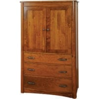 Armoire and Bedroom Furniture Herron's Amish Furniture