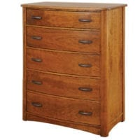 meridian Chest of Drawers Bedroom Furniture