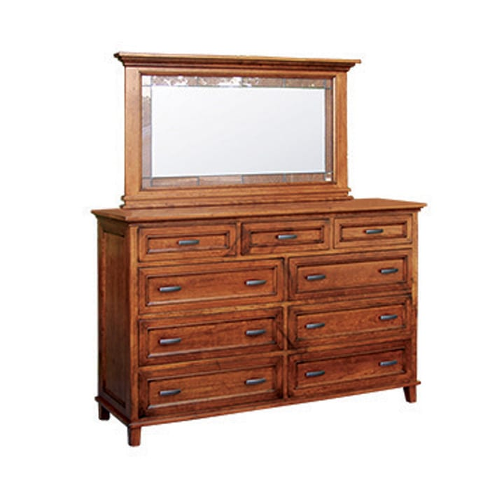 brooklyn Dresser with Mirror Bedroom Furniture