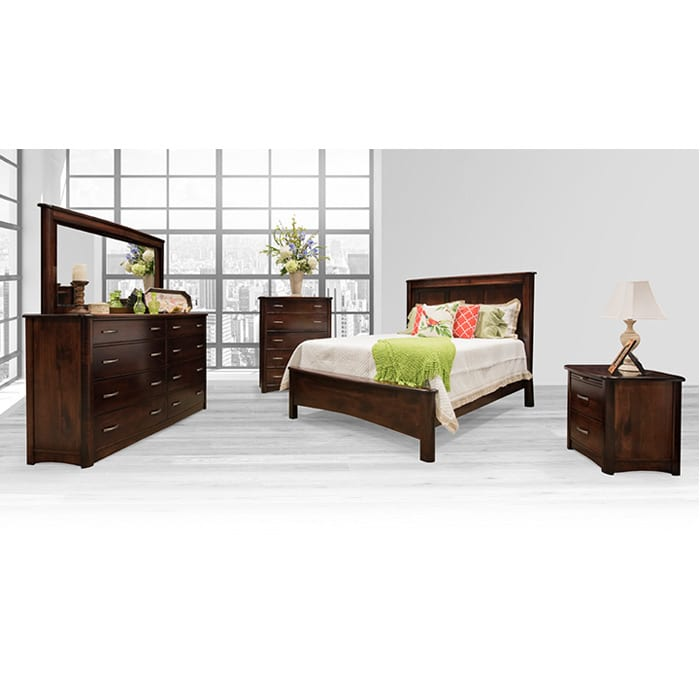 Meridian Collection Bedroom Sets Herron's Amish Furniture