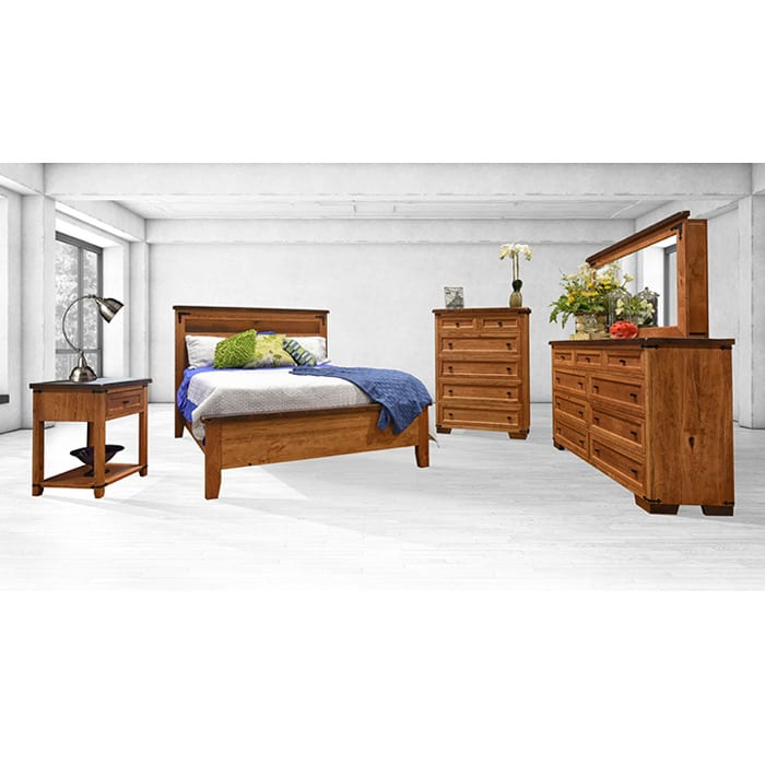 Farmhouse Heritage Collection Bedroom Sets Herron's Amish Furniture