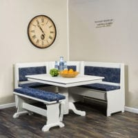 Traditional-Dining-Nook Herron's Amish Furniture