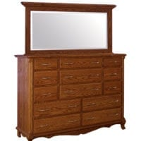 Dresser with Mirror Bedroom Furniture