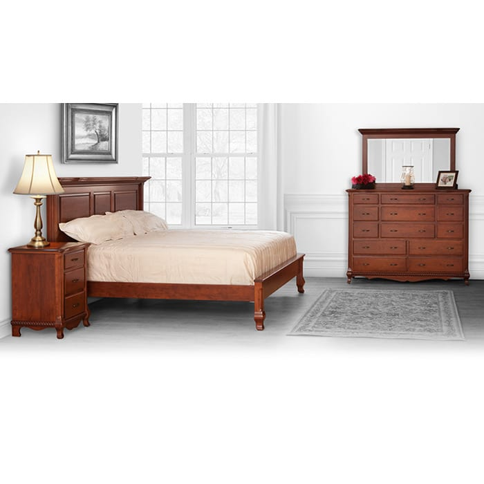 Classic Collection Bedroom Sets Herron's Amish Furniture