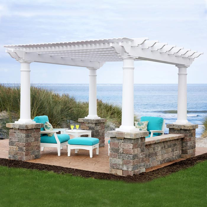 Pergola Herron's Amish Furniture