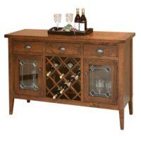 Wine Server Herron's Amish Furniture