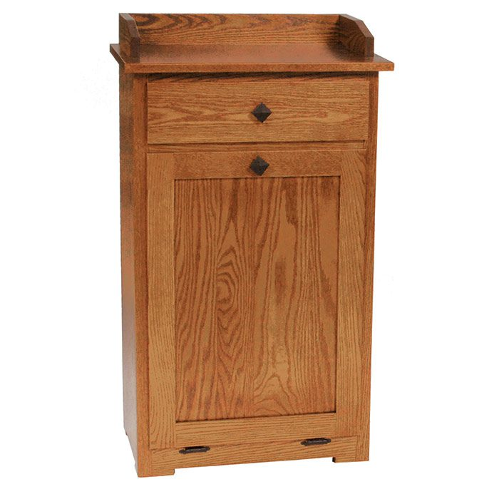 Trash Bin Herron's Amish Furniture