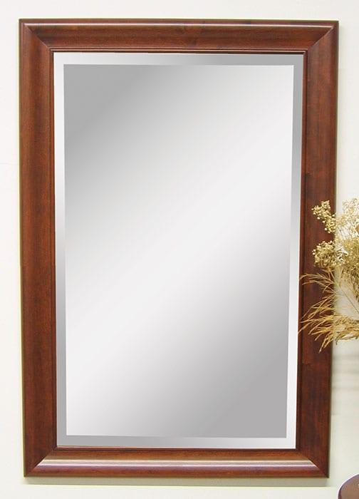 25.5-37.5 Rectangular Molding Mirrors