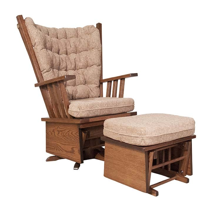 Glider Herron's Amish Furniture