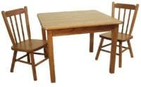 Children's Table Set Herron's Amish Furniture