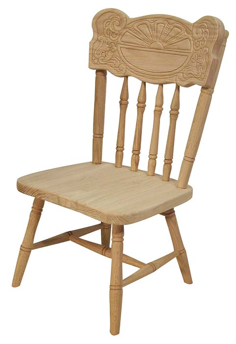 Children's Chair Herron's Amish Furniture