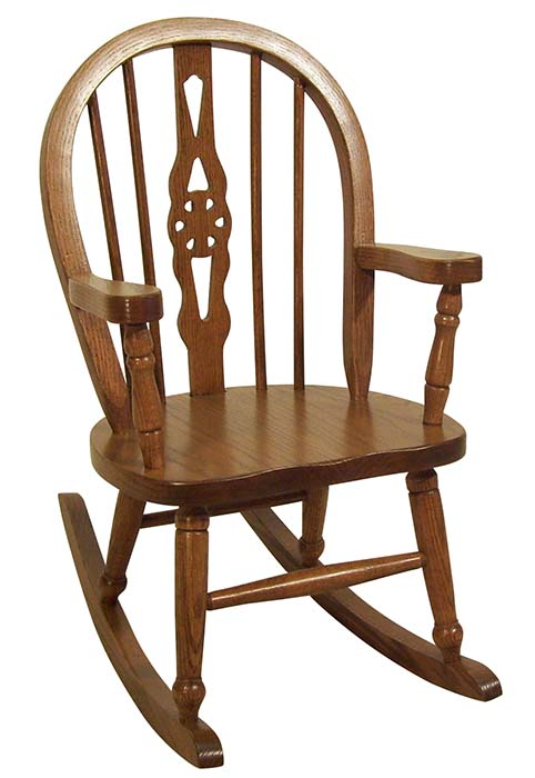 Children's Rocker Herron's Amish Furniture