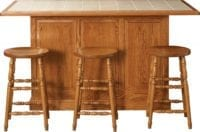 Island Herron's Amish Furniture