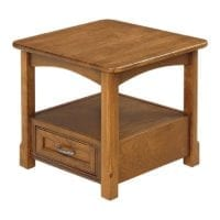 End Table Herron's Amish Furniture