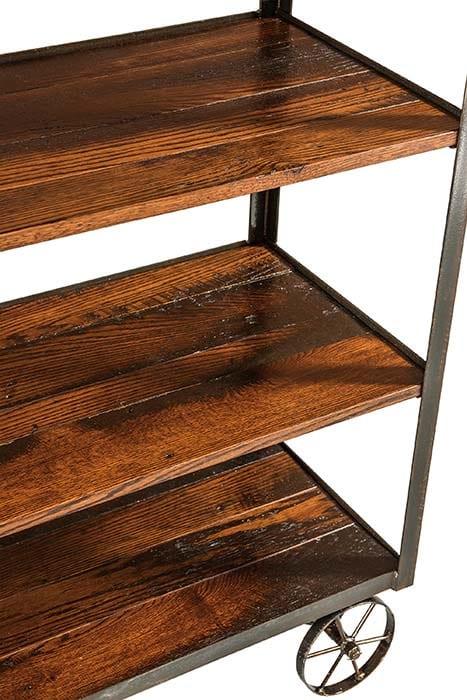 Harper Bookcase Detail