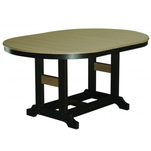 GCST4464B-10900-OD19 Garden Classic Oblong Table