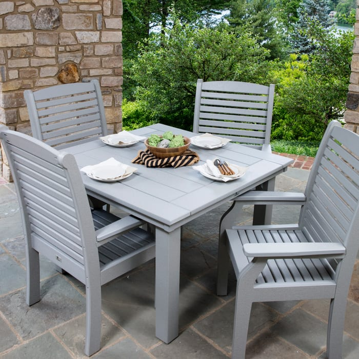 Outdoor dining set Herron's Amish Furniture
