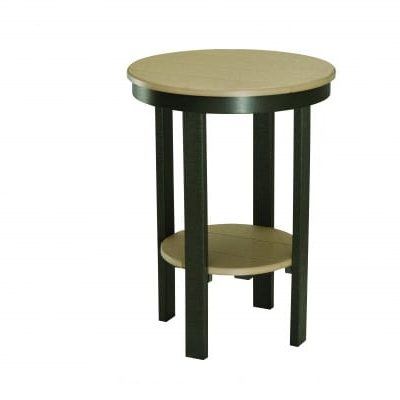 Outdoor end table Herron's Amish Furniture