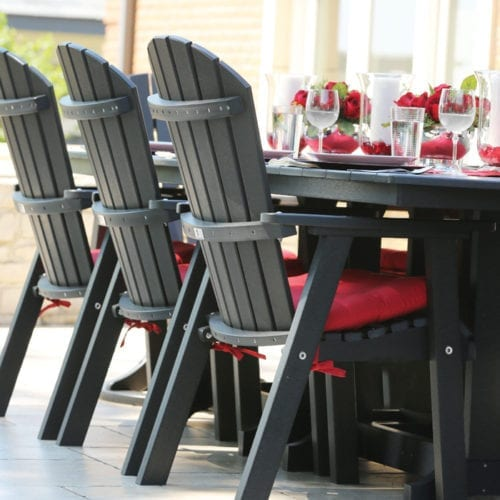 ComfoBack Dining Chair-Lifestyle