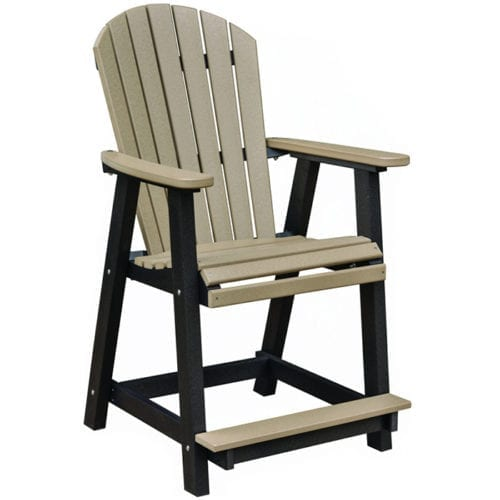 PECC2131-10900-OD06 ComfoBack Counter Chair