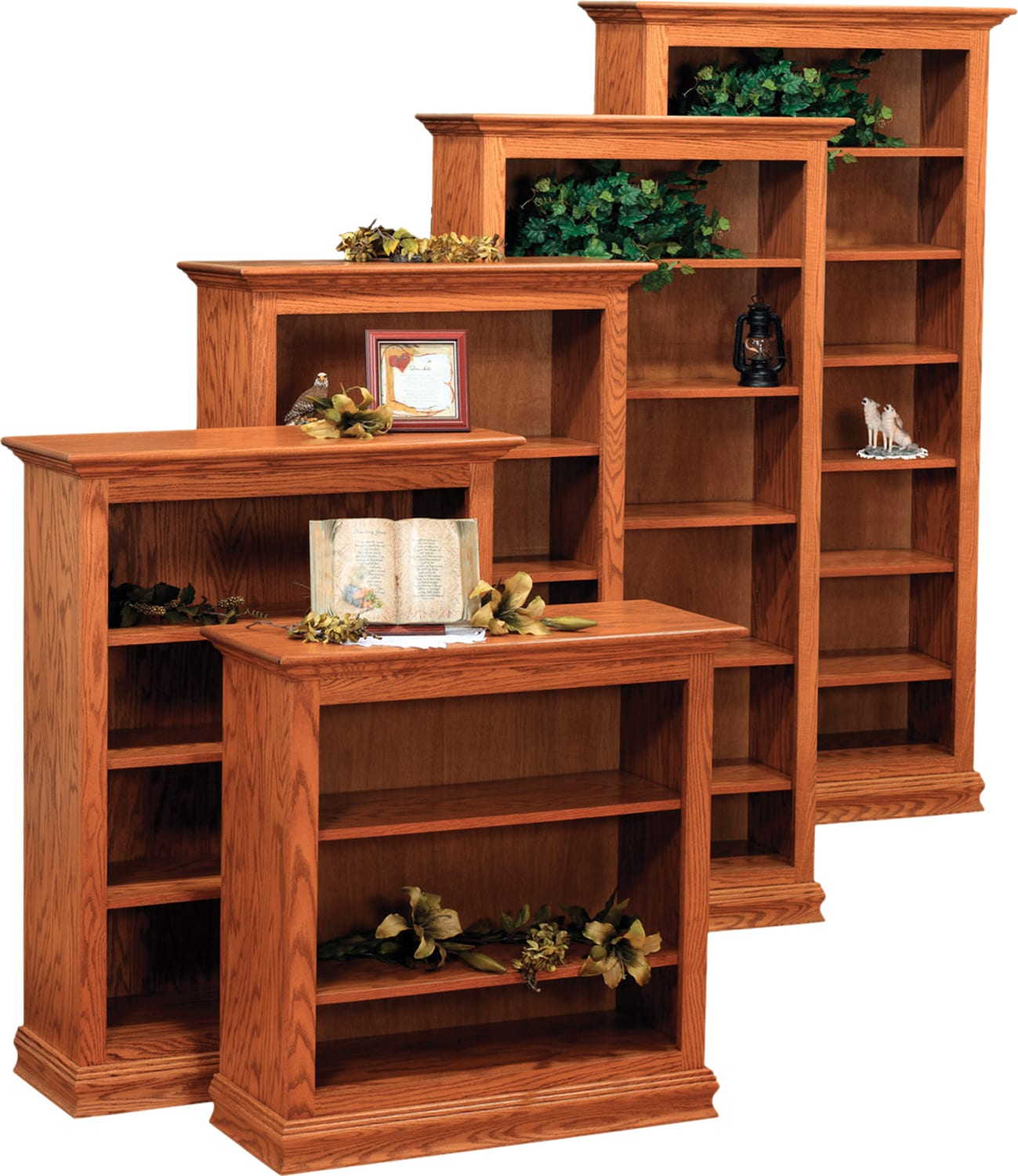Traditional Bookcase Collection