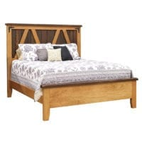Farmhouse Heritage Beds and Bedroom Furniture Herron's Amish Furniture
