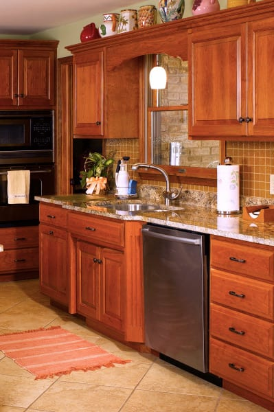 Custom Cabinets Herron S Amish Furniture