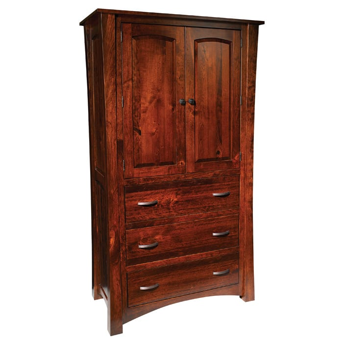 Woodbury Armoire Herron's Amish Furniture