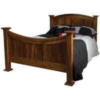 Lindholt Bed Herron's Amish Furniture