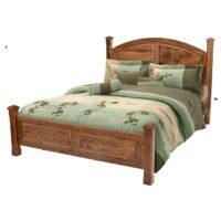 Summit Shaker Bed Herron's Amish Furniture