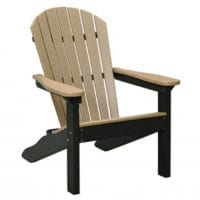 Adirondack Chair and Poly Outdoor Furniture