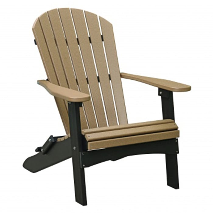 Outdoor deck chair Herron's Amish Furniture