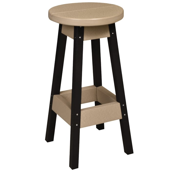 Outdoor Bar Stool Herron's Amish Furniture