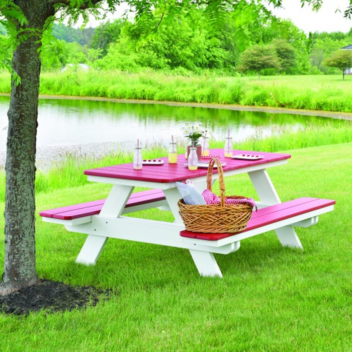 Picnic table Herron's Amish Furniture