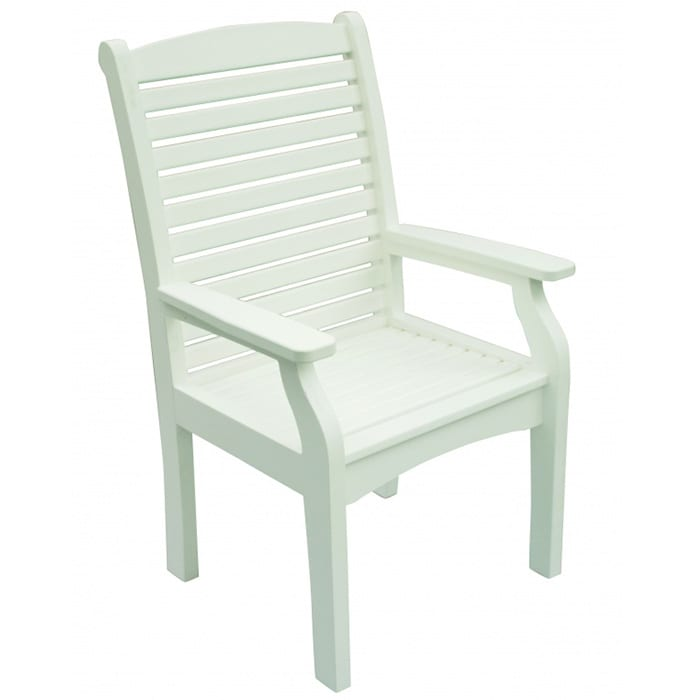 Outdoor dining chair Herron's Amish Furniture