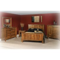 Bed Herron's Amish Furniture