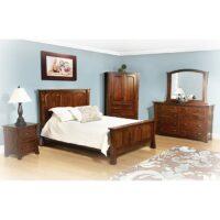 Bed Herron's Amish Furniture
