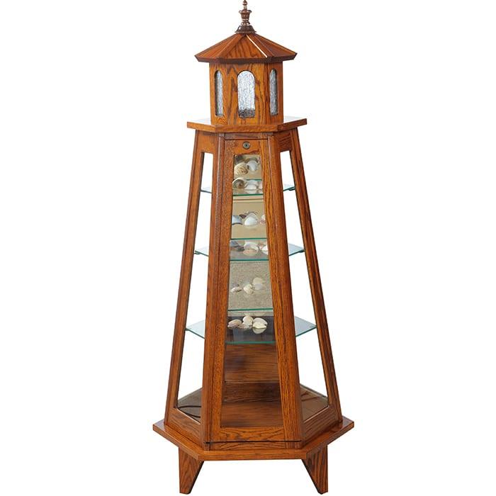 Curio Herron's Amish Furniture