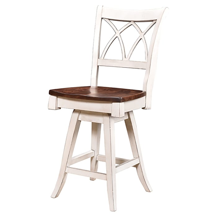 Swivel Barstool Herron's Amish Furniture
