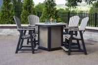 Outdoor Fire Pit Furniture Herron's Amish Furniture