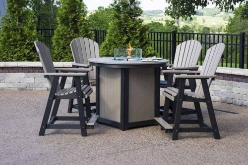 Donoma Fire Table-lifestyle