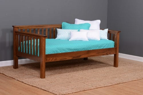 Mission-daybed
