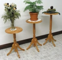 Plant Stand Herron's Amish Furniture