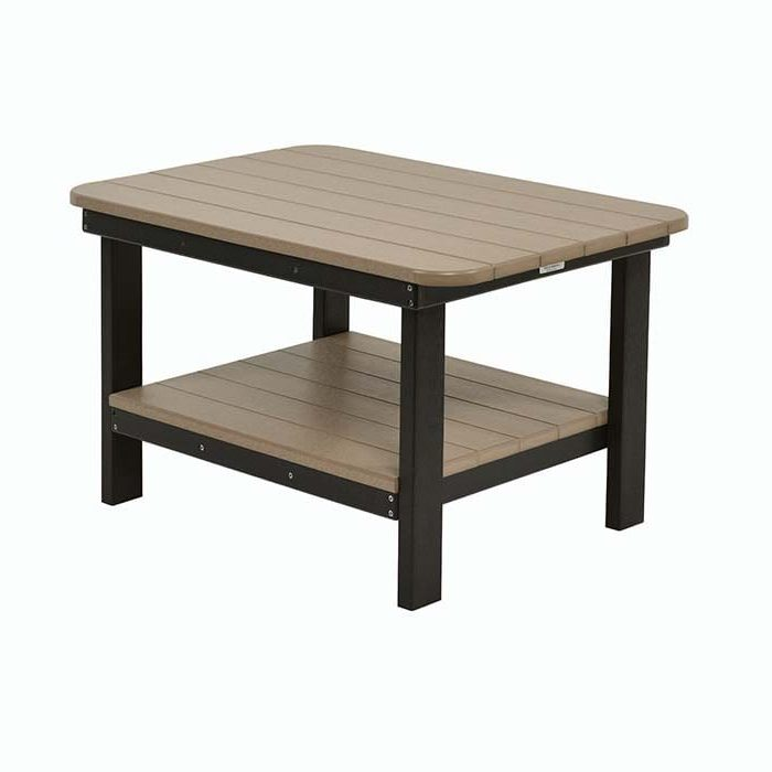 Poly Coffee Table Outdoor Furniture Herron's Amish Furniture