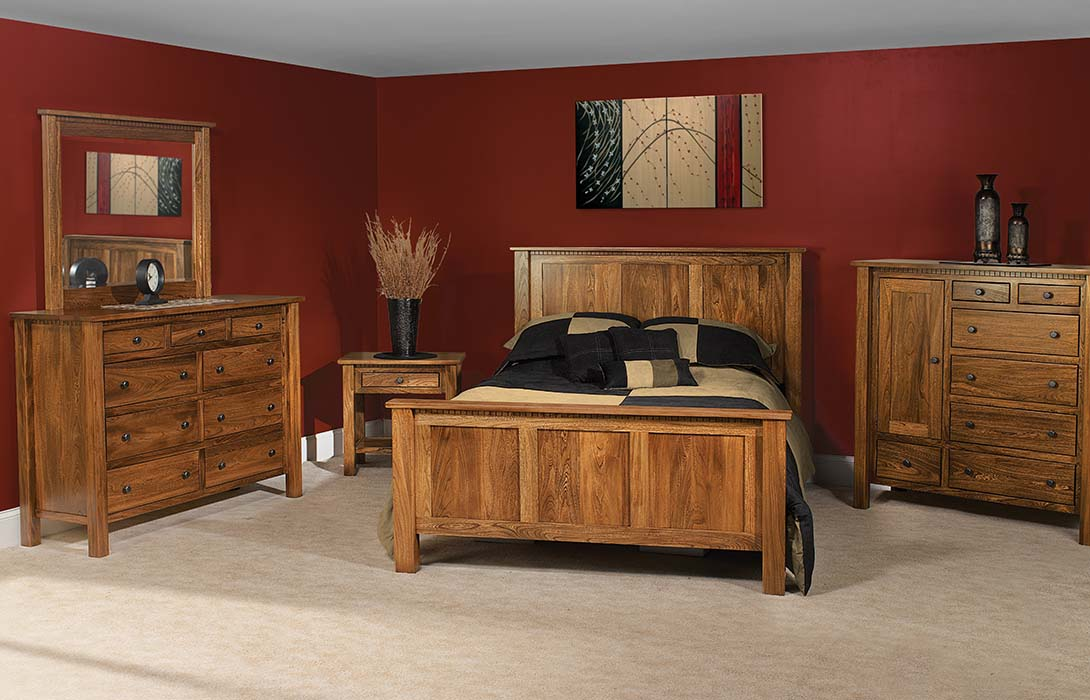 Bedroom set Herron's Amish Furniture