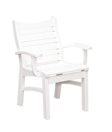 Bayshore Dining Arm Chair