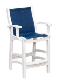 outdoor poly dining chair herron's amish furniture
